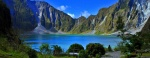 Mount Pinatubo Kratermeer - Angeles, Luzon, Filipijnen