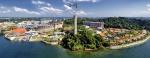 Kabelbaan naar Sentosa Island - Singapore
