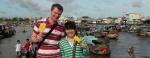 Cai Rang Floating Market - Can Tho, Mekong Delta, Vietnam